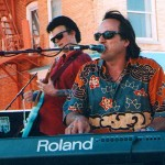 Frederick Nighthawk with Indiana Slim at The Big Easy Festival - Reno NV - 1999